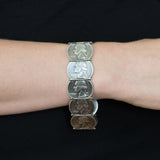 George Washington Hinged Bracelet