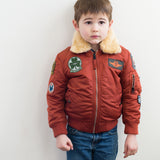 Kids Maverick Jacket