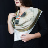 Great Seal Silk Scarf