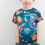 Space Collage Toddler T-Shirt