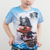There Be Pirates Toddler T-Shirt