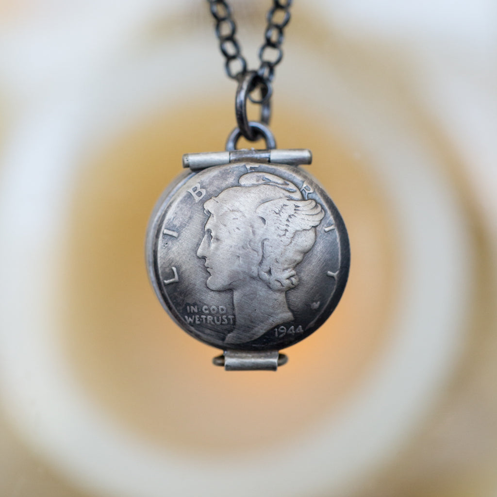 Mercury Lucky Locket