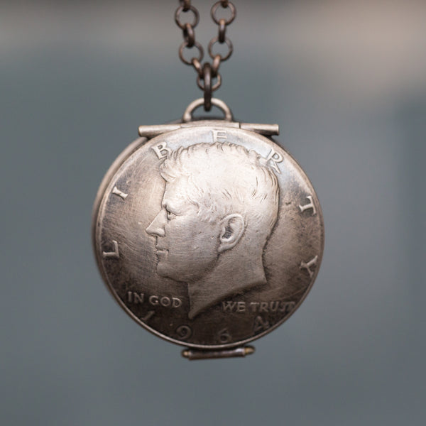 JFK Lucky Locket