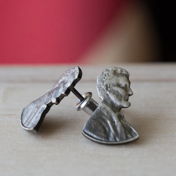 Abe Lincoln Studs
