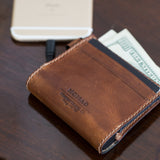 Leather Charging Wallet