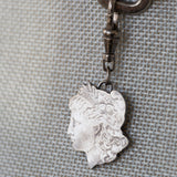 Morgan Dollar Keychain