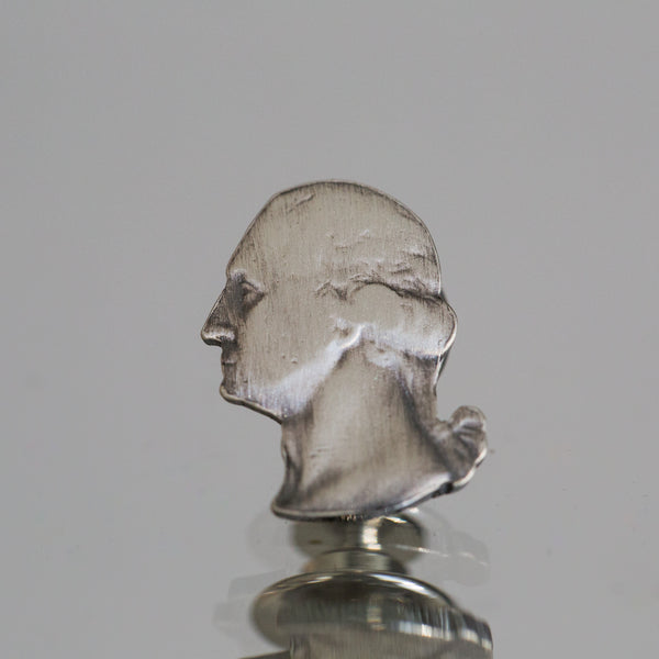 George Quarter Lapel Pin