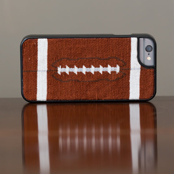 Football iPhone 6 Black Phone Case