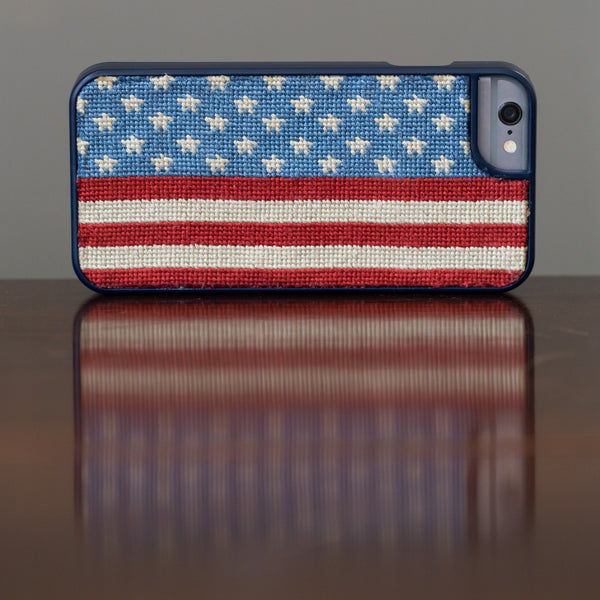 Stars and Stripes iPhone 6 Navy Phone Case