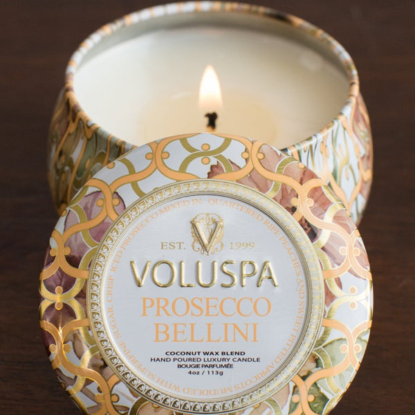 Candle 4 Oz. Prosecco Bellini