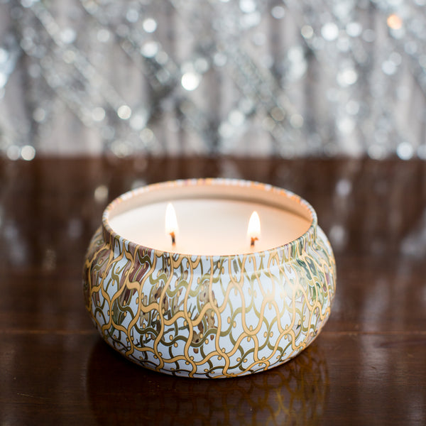 Candle 11 Oz. Double Wick Prosecco Bellini