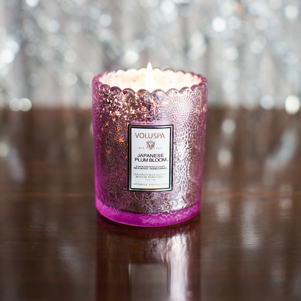 Cherry Blossom Japanese Plum Bloom 6.2 Oz. Candle