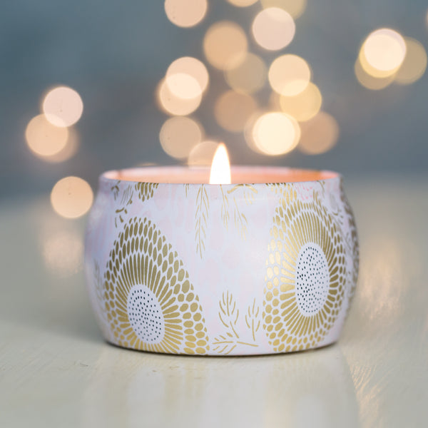 Candle 4 Oz. Panjore Lychee