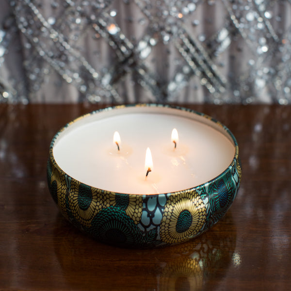 Candle 12 Oz. Triple Wick French Cade Lavender