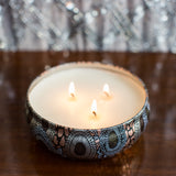 Candle 12 Oz. Triple Wick Yashioka Gardenia