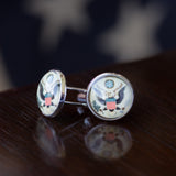 Vintage Seal Cuff Links