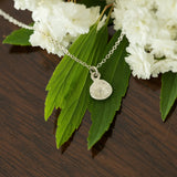 Cherry Blossom Charm with Diamond Astrid Necklace