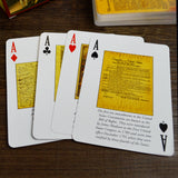 America's Historical Documents Playing Cards