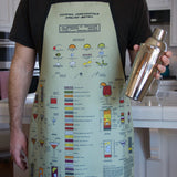 Cocktail Construction Apron