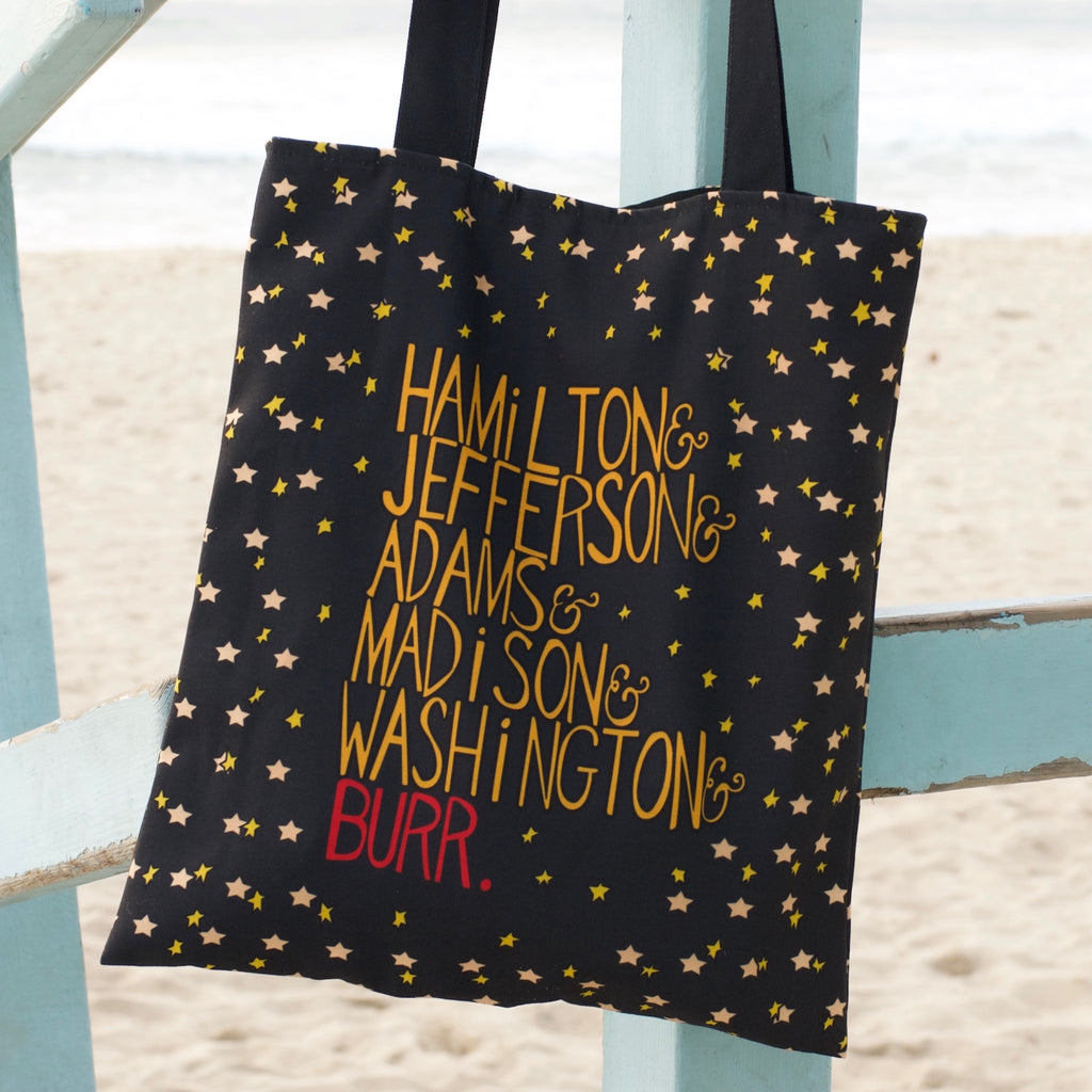 4f632342a9d087 Hamilton Burr Tote – National Archives Store