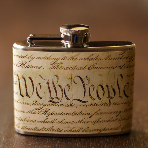 We the People Flask