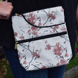 Delicate Cherry Blossom Bella Purse