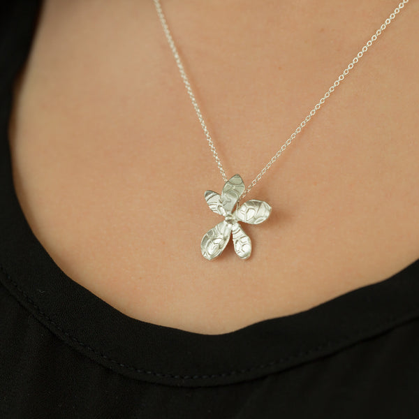 Sweet Sakura Cherry Blossom Necklace