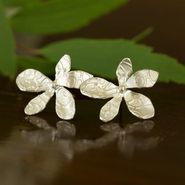 Sweet Sakura Cherry Blossom Earrings