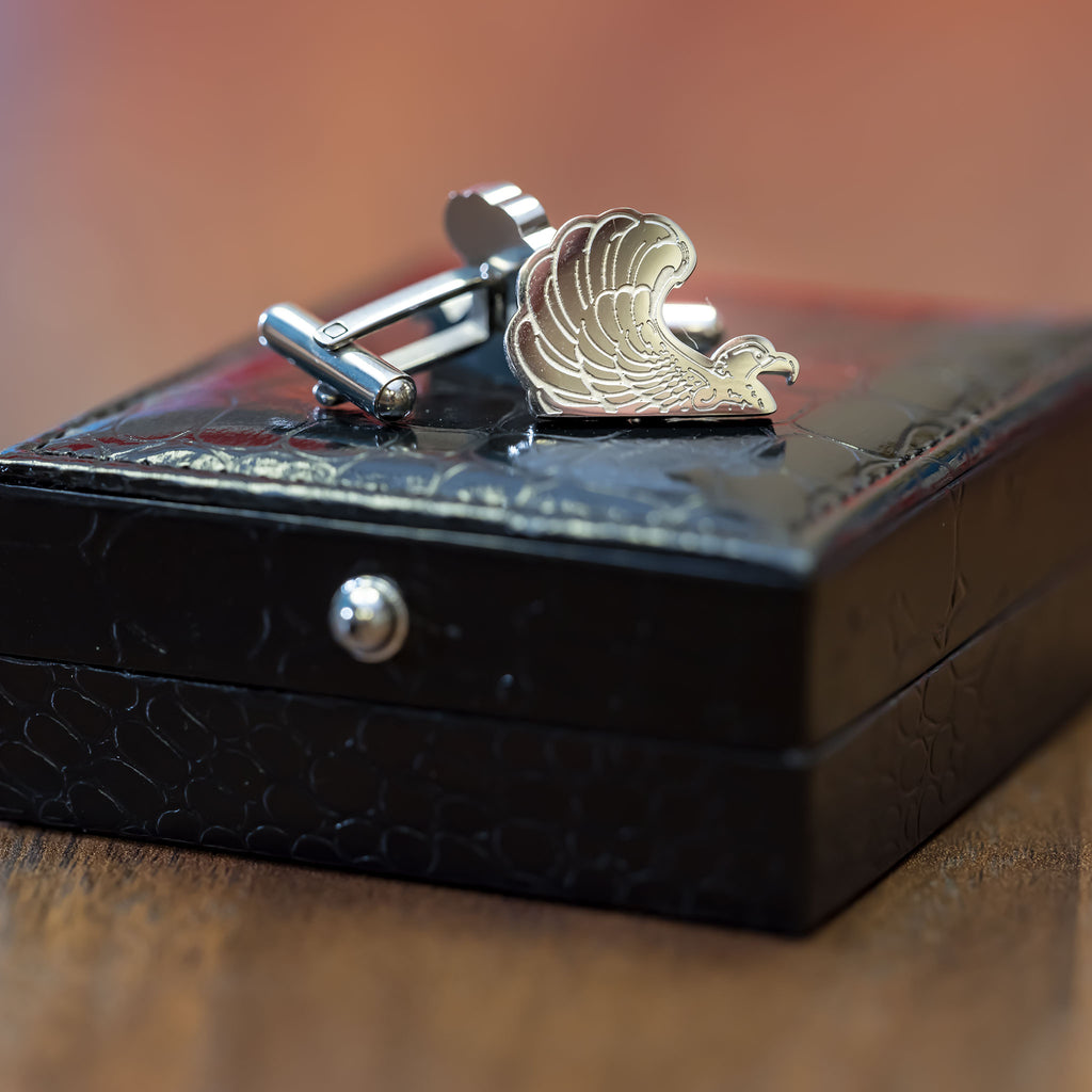 Archives Eagle Cuff Links