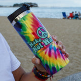 Make Peace Not War Travel Mug