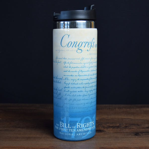 Bill of Rights Travel Mug