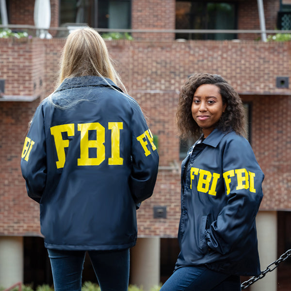 Navy FBI Jacket