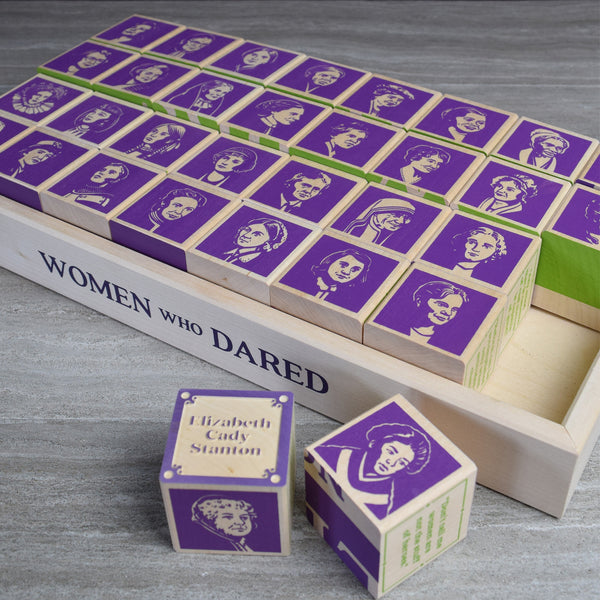 Women Who Dared Block Set