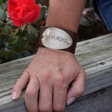 Resister Leather Cuff