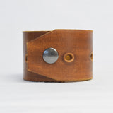 Love is Love Leather Cuff