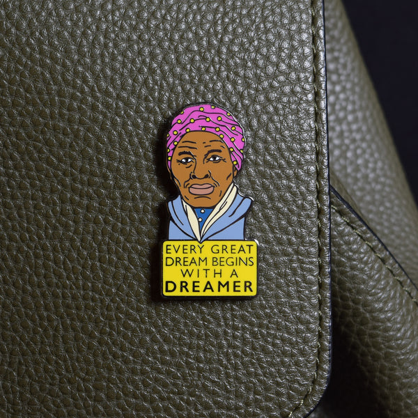 Harriet Tubman Enamel Pin