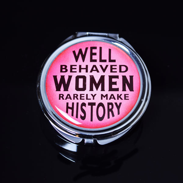 Well Behaved Women Pill Box
