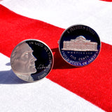 Thomas Jefferson Cuff Links