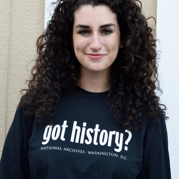 Got History Long Sleeved T-Shirt