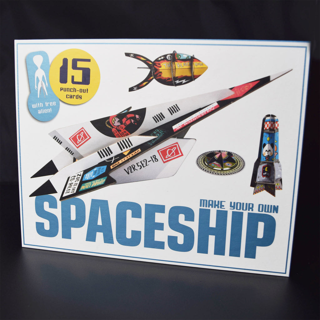 Make Your Own Spaceship Craft Set