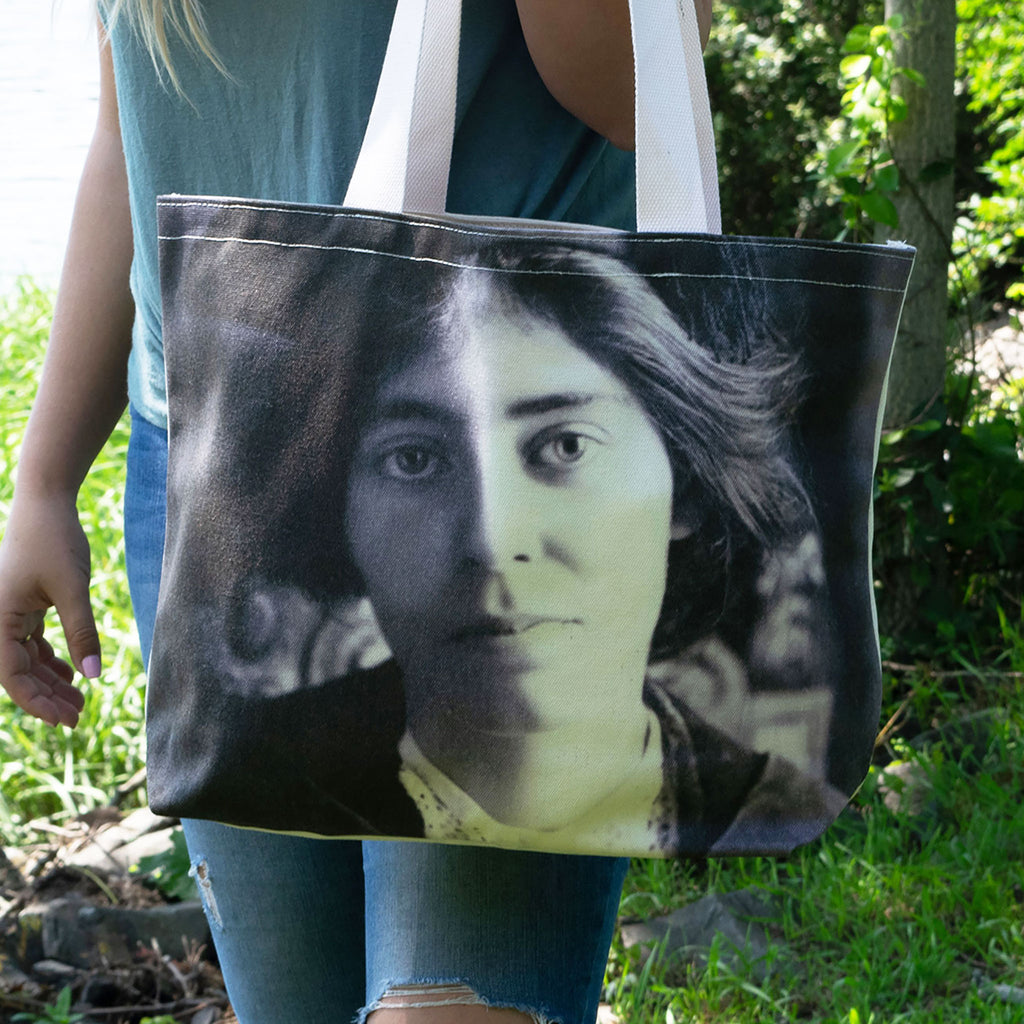 Alice Paul Rightfully Hers Tote Bag
