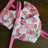 Fresh Blossoms Cotton Face Mask