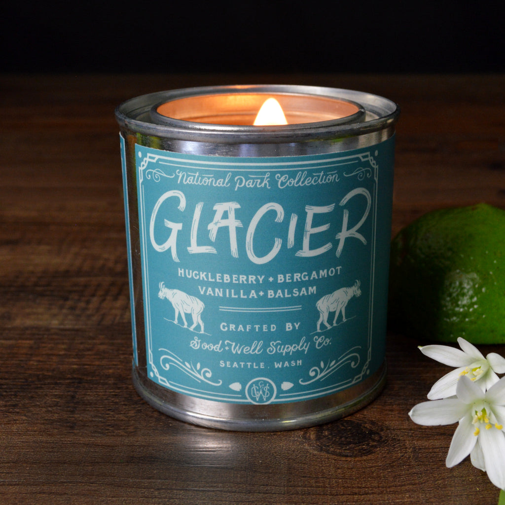 Glacier 8 Oz. Candle