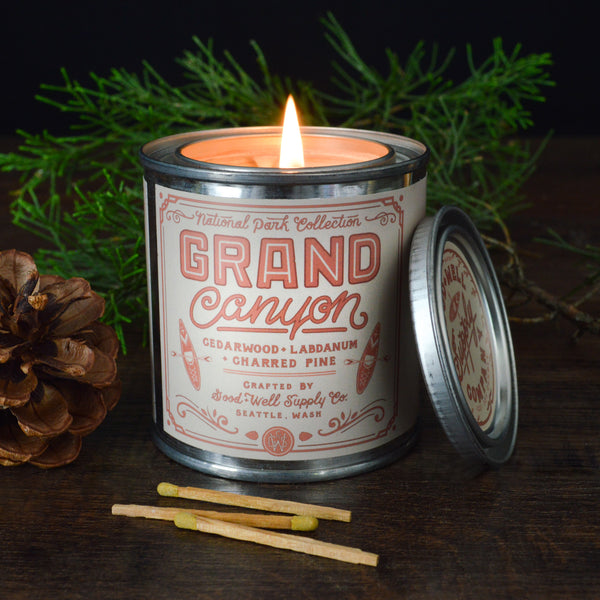 Grand Canyon 8 Oz. Candle
