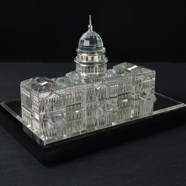 U.S. Capitol Building Scale Model