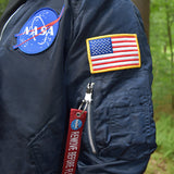 Navy NASA 100th Space Shuttle Mission Jacket