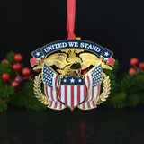 United We Stand Ornament