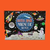 Outer Space Magnetic Scene Playset