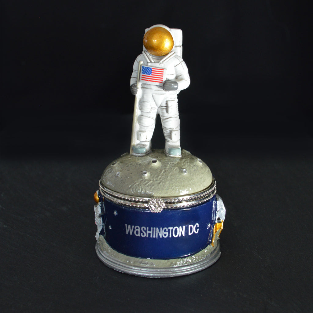Astronaut Trinket Box