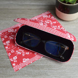 Sakura Glasses Case
